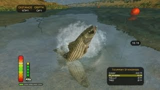 Bass pro shops the strike wii iso